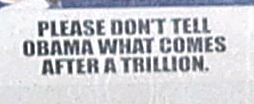 Bumper Sticker - Lakeville MN - Trillion2