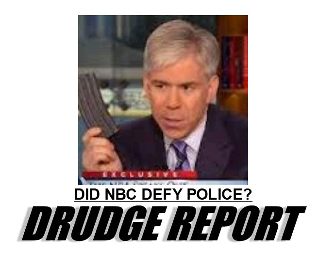 Drudge - Gregory Defy Police