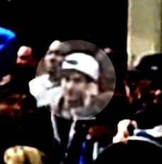 Boston Marathon Bombing Suspect White Hat
