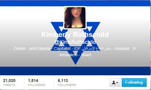 Kimberly Rothschild (KimbRothschild) on Twitter Unhacked