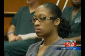 Marissa Alexander at original trial.