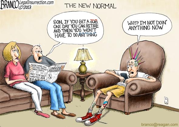 Obama New Normal