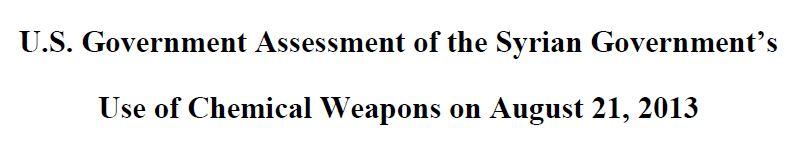 U.S. Government Assessment