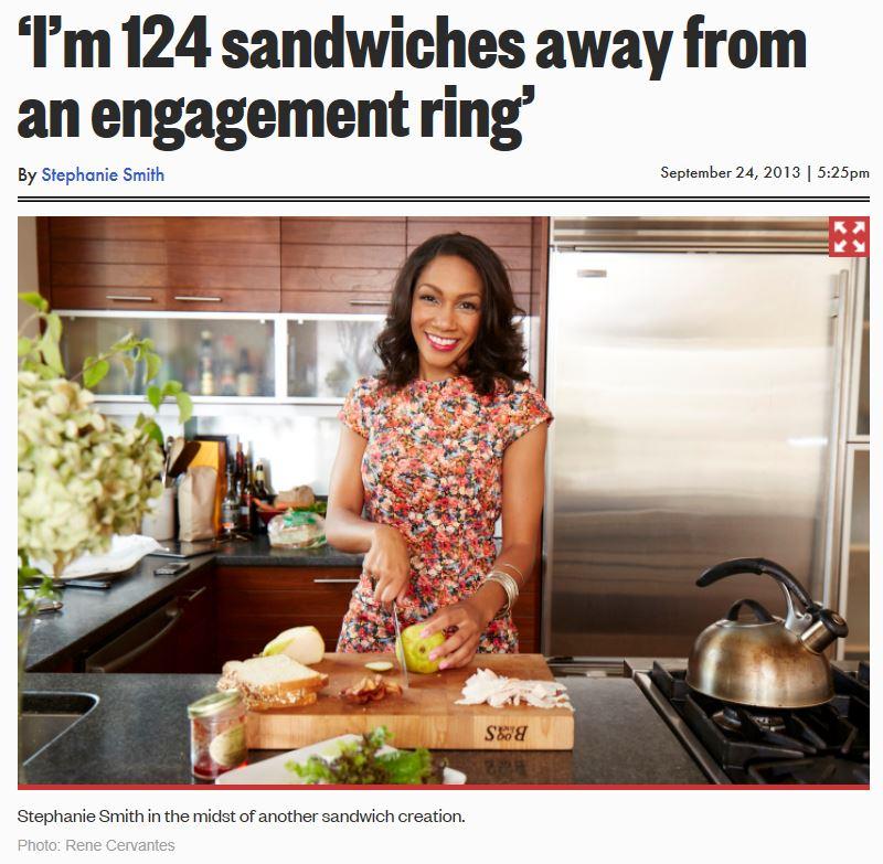 124 sandwiches NY Post