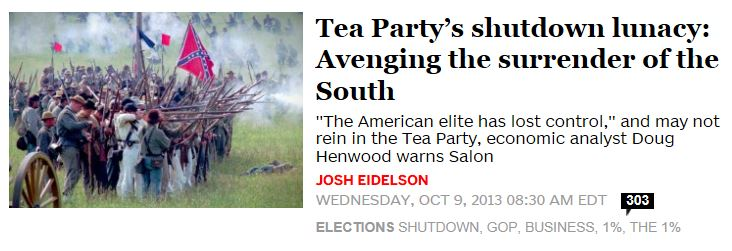 Salon.com Tea Party Avenging surrender of the South