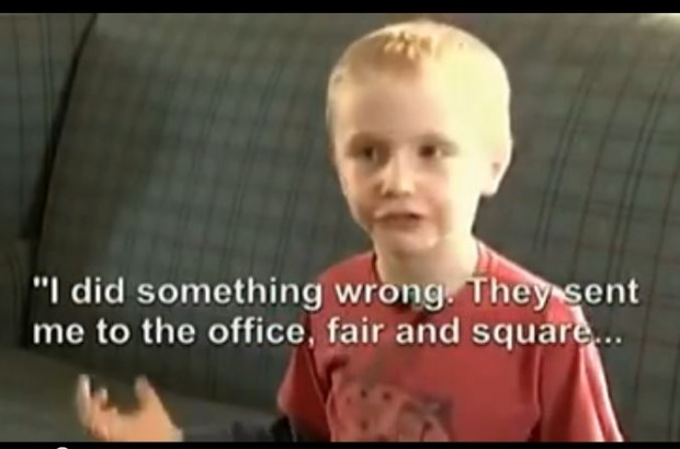 Hunter Yelton  Sexual Harassment  6-Year Old Boy-6816