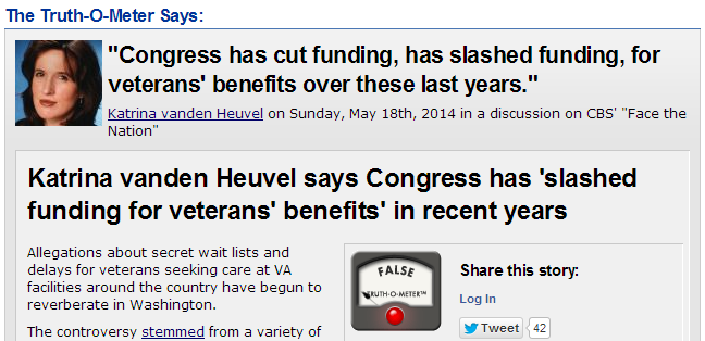 http://www.politifact.com/punditfact/statements/2014/may/21/katrina-vanden-heuvel/katrina-vanden-heuvel-says-congress-has-slashed-fu/