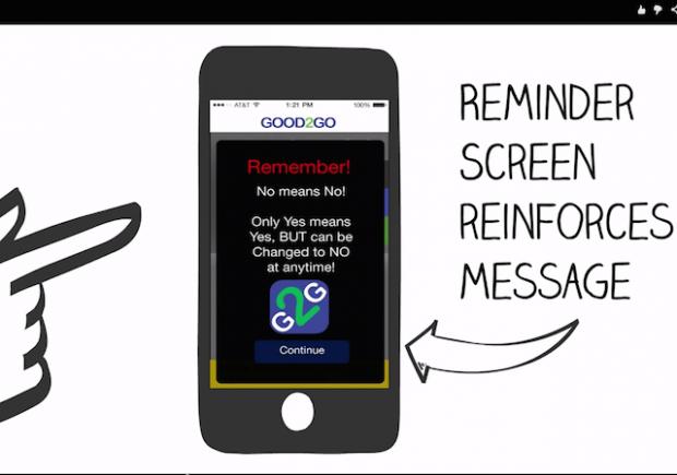 sex reminder app