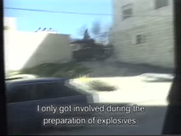 Women in Struggle Video Rasmiyeh Oudeh preparation explosives