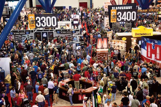 NRA Annual Meeting 2015 Exhibit Hall