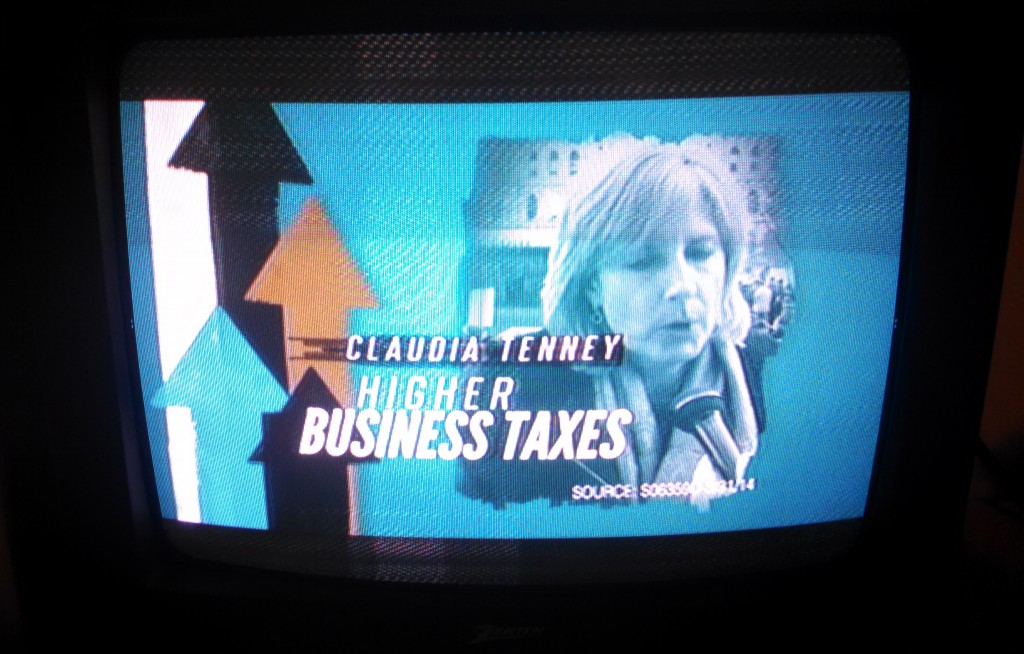 Anti Claudia Tenney Ad Higher Taxes