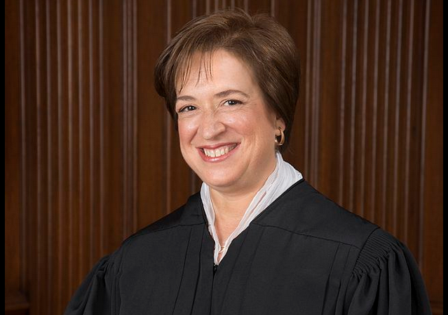 Elena Kagan Official Supreme Court Photo