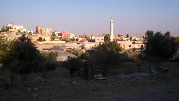 Negev Bedouin Drejat Village