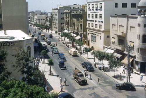 Tel Aviv, 1948