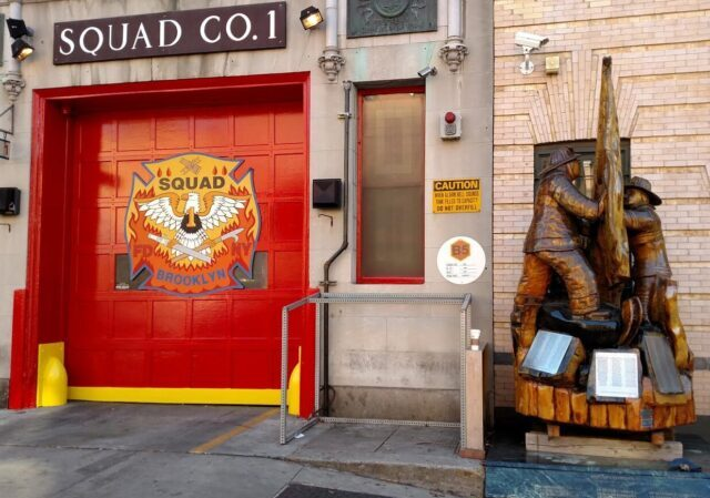 http://video.nydailynews.com/FDNY-Squad-1-remembers-fallen-firefighters-on-911-25156999