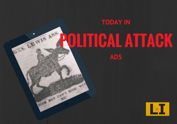 political attack ads Political attack ads understandably have an unfavorable reputation, but there are certain upsides to the mudslinging, some experts point out john geer, author of in defense of negativity, is a vocal.