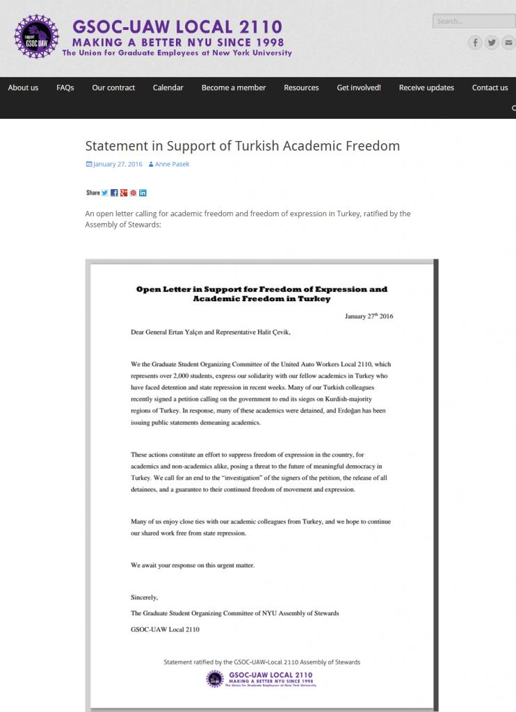 GSOC Turkey
