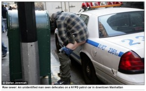 http://www.dailymail.co.uk/news/article-2046586/Occupy-Wall-Street-Shocking-photos-protester-defecating-POLICE-CAR.html?ito=feeds-newsxml