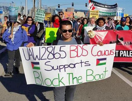 UAW BDS Caucus