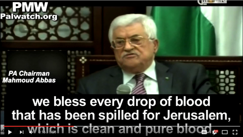 Abbas screen grab