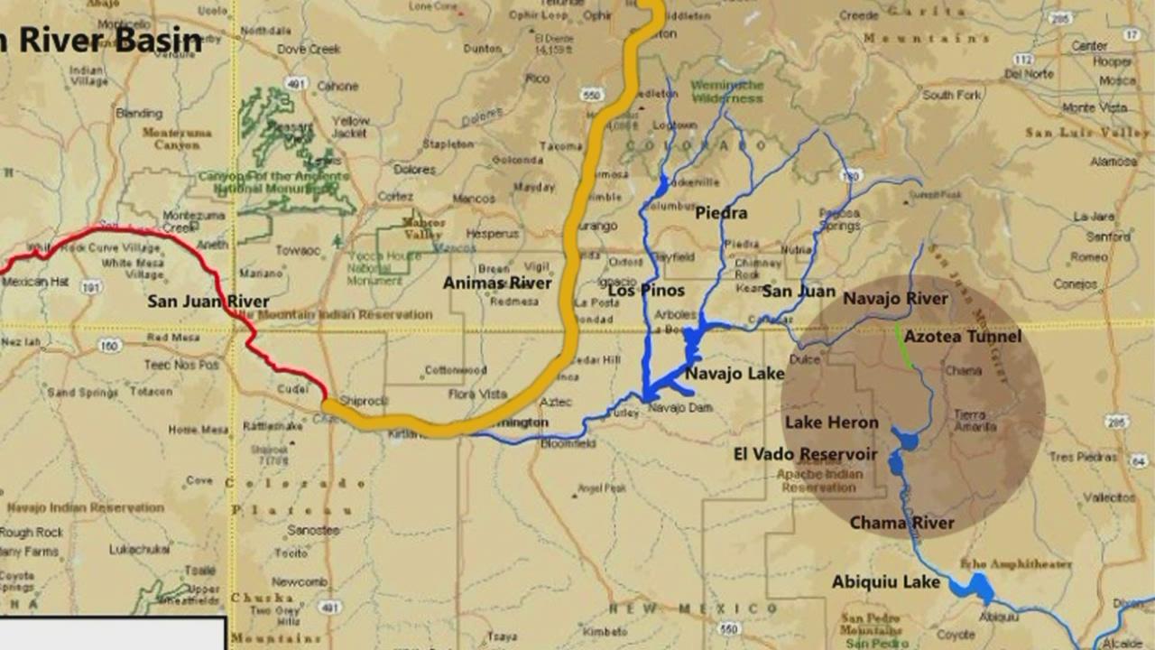 LI #84 Animas River Spill