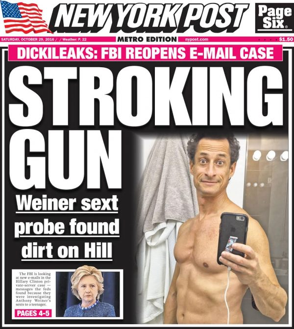 ny-post-anthony-weiner-hillary-clinton-cover-stroking-gun