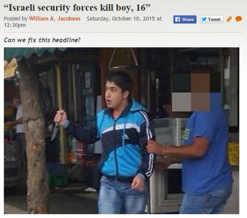 https://legalinsurrection.com/2015/10/israeli-security-forces-kill-boy-16/