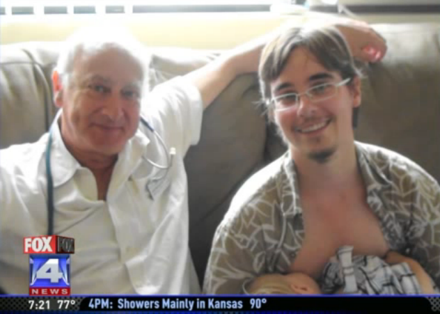 http://fox4kc.com/2012/08/24/transgender-man-banned-from-breastfeeding-support-group/
