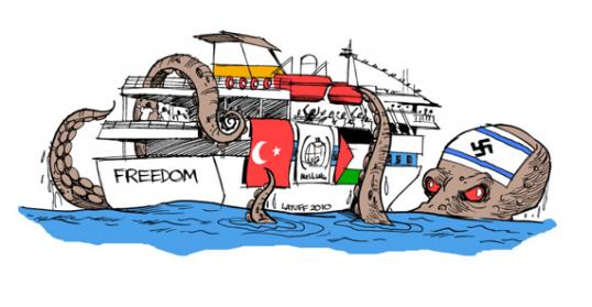 Slide - Carlos Latuff Octopus