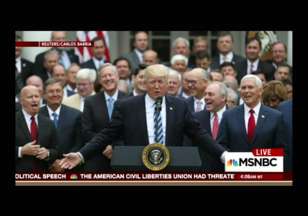 Morning Joe Rips GOP In Rose Garden: Fat, Rich White Guys At A Restrictive  Country Club
