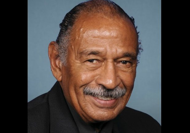 John Conyers Steps Down