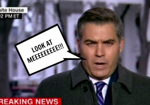 Image result for Jim Acosta ass clown