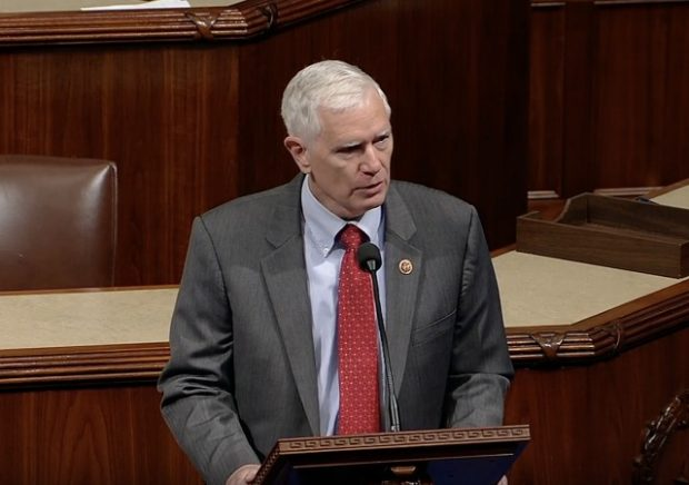 Rep. Mo Brooks Diagnosed With Prostate Cancer
