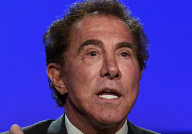 UPenn revokes Steve Wynn's honorary degree in wake of sexual misconduct claims