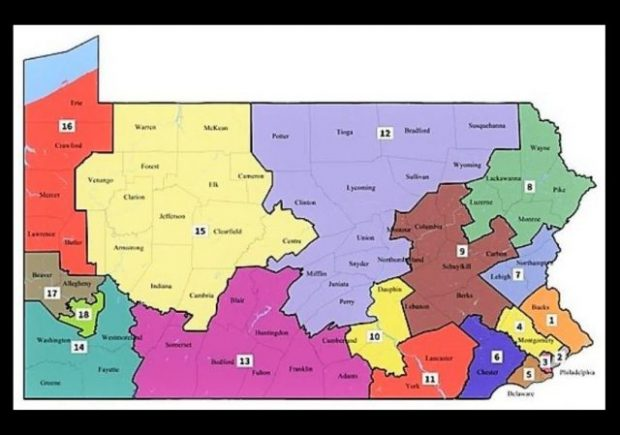 Fixing Districts GOP Gerrymandered Is 'Very Unfair to Republicans'