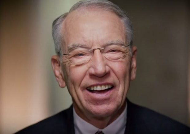 Grassley schedules hearings for two appellate judicial nominees despite blue-slip objections