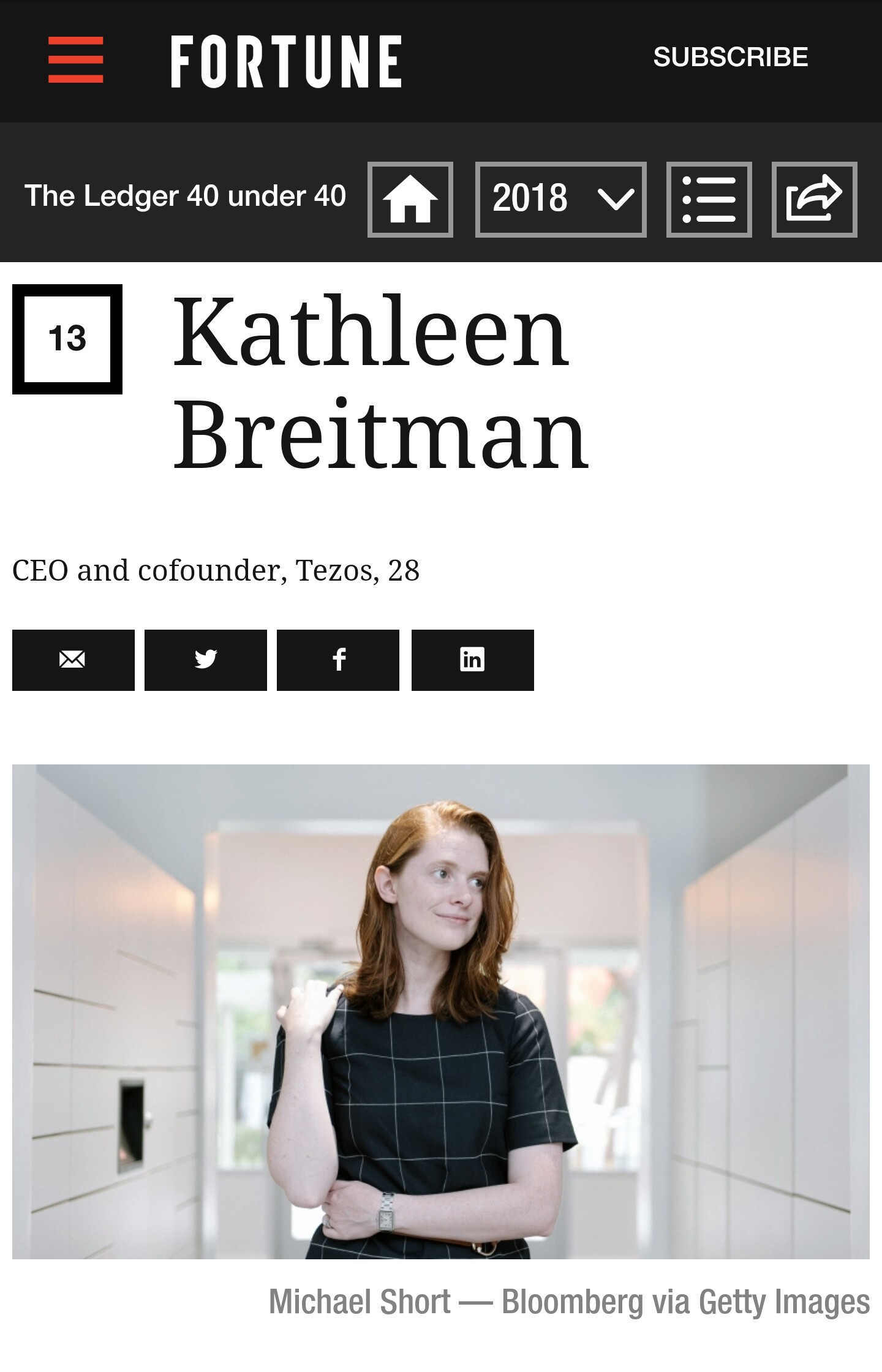 http://fortune.com/the-ledger-40-under-40/kathleen-breitman-13/