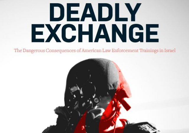 Deadly Exchange 2018 Report Cover