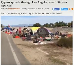 https://legalinsurrection.com/2018/11/typhus-spreads-through-los-angeles-over-100-cases-reported/