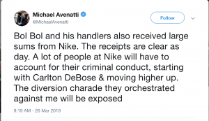 https://twitter.com/MichaelAvenatti/with_replies