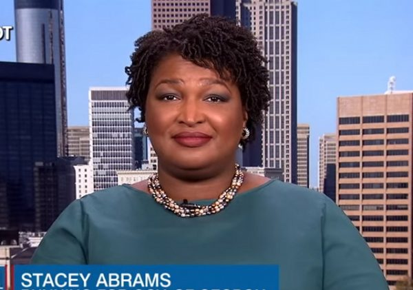Becoming Just Another Corporate Old >> Stacey Abrams Le Gal In Sur Rec Tion