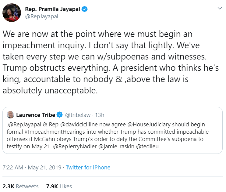 Pelosi May Be Unable To Put The Breaks On The Democrat