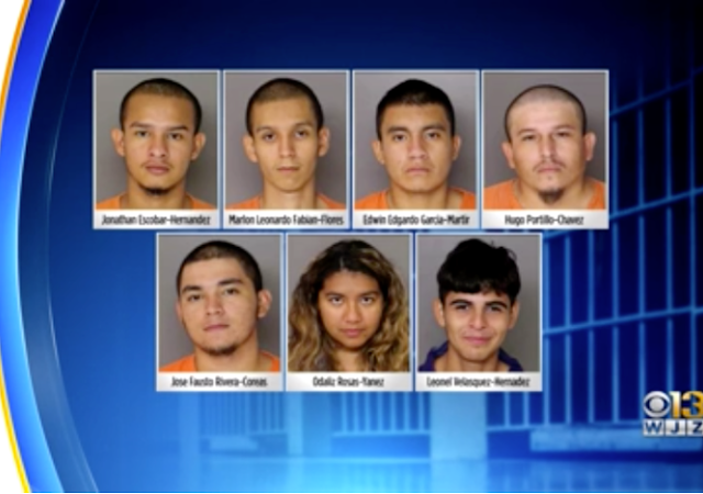 https://baltimore.cbslocal.com/2019/09/05/6-of-7-arrested-in-towson-murder-had-immigration-detainers-ice-says/